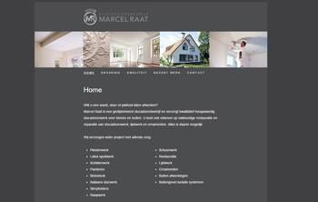 Stucadoorsbedrijf – Marcel Raat