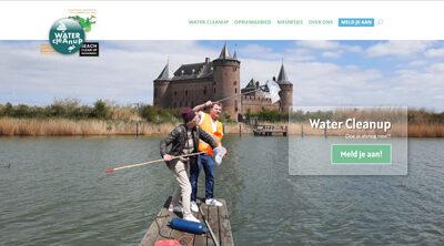 Water Cleanup Muiden – Muiderberg